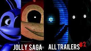JOLLY SAGA / All Trailers - Todos Los Trailers #2