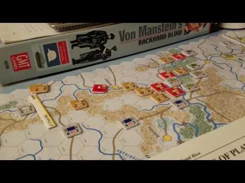 Let's play, Von Manstein's 2...