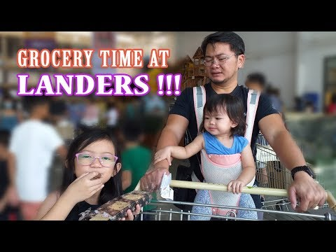 Grocery Time At Landers | Kei Chanco