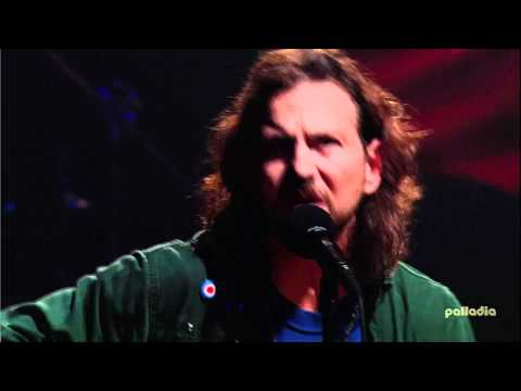 Eddie Vedder - Here's to the State of George W