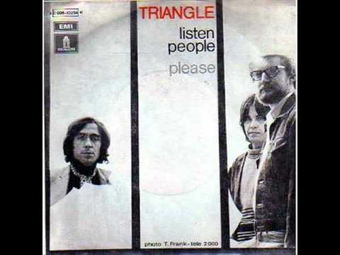 Triangle - Listen People (1969)