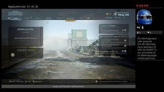 PS4 Pro-Live-Übertragung von Call of Duty Modern Warfare