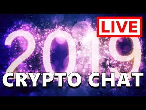 "The ""Happy New Year"" Cryptocurrency Live Stream"