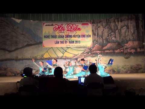 Liên hoan Nghệ thuật QC 2013 - Múa ước mơ xanh - ngành GD&ĐT