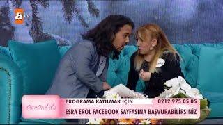 Cihan ile Aslıhan'ın büyük buluşması - Esra Erol'da 113. Bölüm - atv