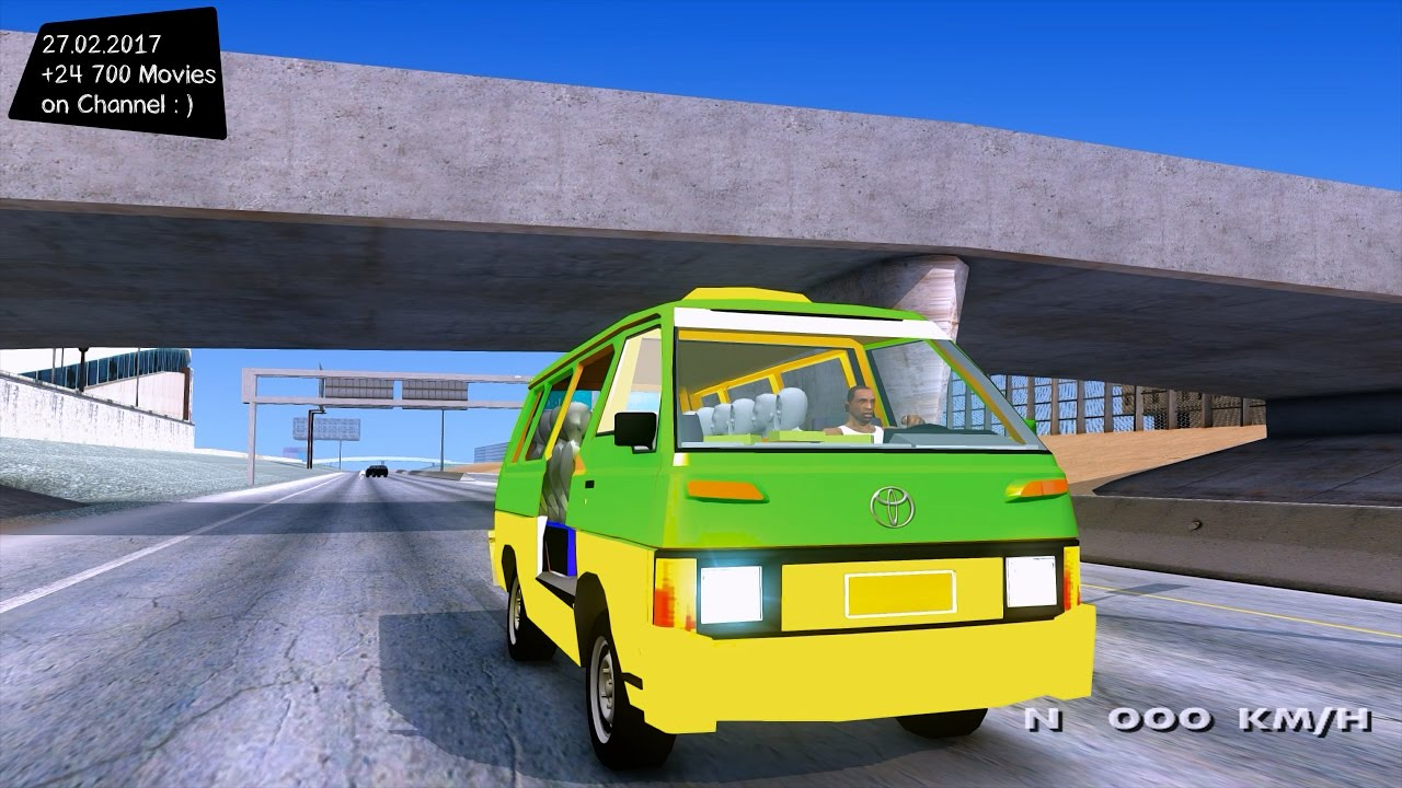 770 Koleksi Mobile Angkot Mod HD