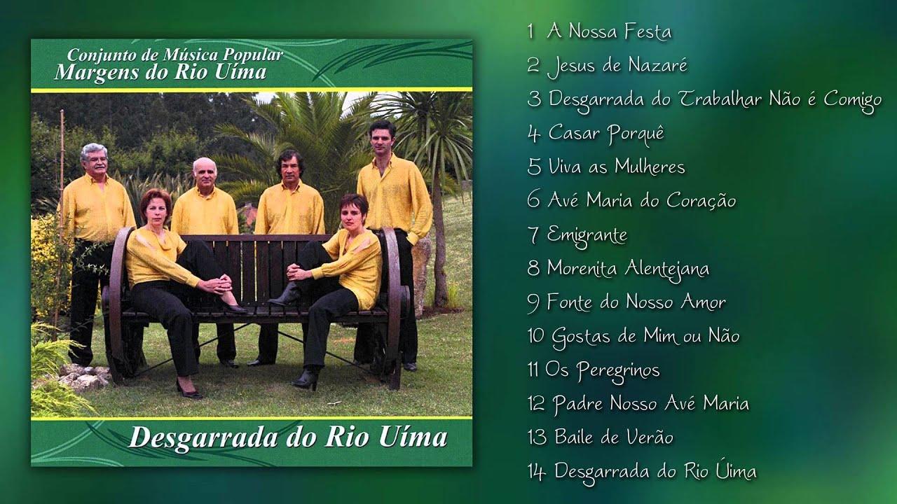 Conjunto De Musica Popular Portuguesa Margens Do Rio úima Youtube