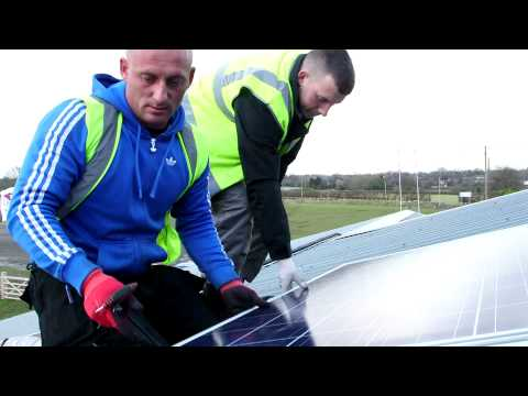 Green Energy Commercial Promotional Video