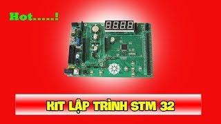 GIOI THIỆU CƠ BẢN KIT STM32F103