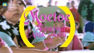 """Moetoe Festival Anak Sholih """"MUFAS"""" 2018 Merupakan agenda rutin tah..."""