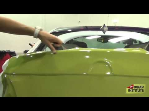 Tips on How to Wrap a Vehicle Trunk