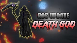 """""""Death God!"""" 