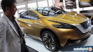 Nissan Concept Cars: EXTREM, Friend-ME, Resonance w/ Taro Ueda Nissan Design VP