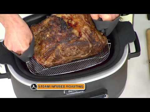 Ninja Cooking System Prime Rib Au Jus Recipe  YouTube