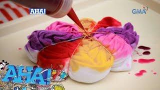 Aired (January 13, 2019): Dahil nauuso ngayon ang tie-dye shirts, k...