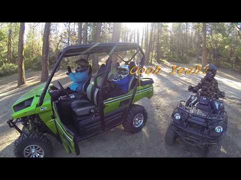 Miami Trails Oakhurst California: Family Ride!!