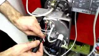 Настройка газовой горелки