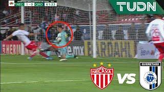 ¡Otra vez Hugo González!  | Necaxa 1 - 0 Querétaro | Liga Mx - AP 19 - Cuartos| TUDN