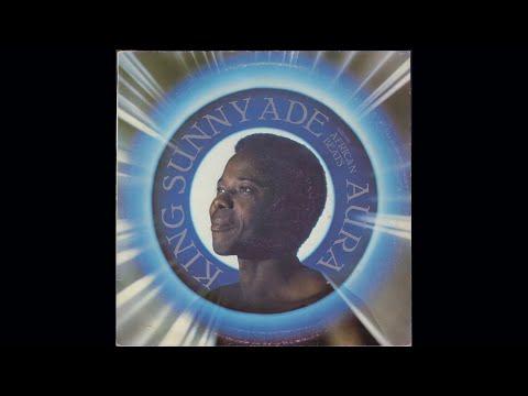 King Sunny Ade & His African Beats - Aura (1984) Side 1, vinyl LP