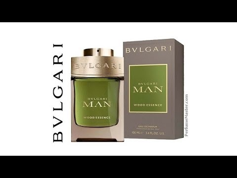 Bvlgari Man Wood Essence New Fragrance - YouTube d32c7afd24