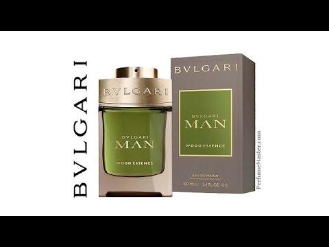 33cdd09f0b0 Bvlgari Man Wood Essence New Fragrance - YouTube
