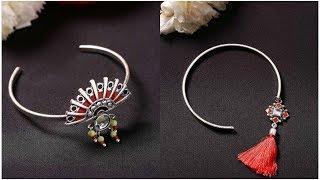 Latest Braslet & Bangles Designs for Bridal | Braslet and Bangles Designs
