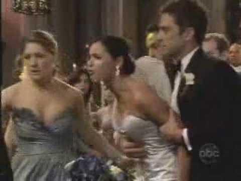Adriana Sucker punches Gigi (Great Scene) ~ 5/19/08