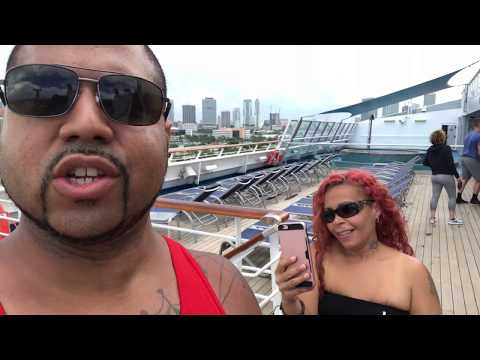 Day 3-4 Of My Awesome Vacation!! Cruise Ship Adventure & Bahamas