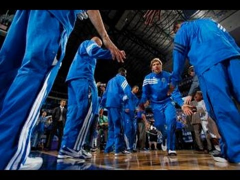 Dallas Mavericks Top 10 Plays of the 2012 Season