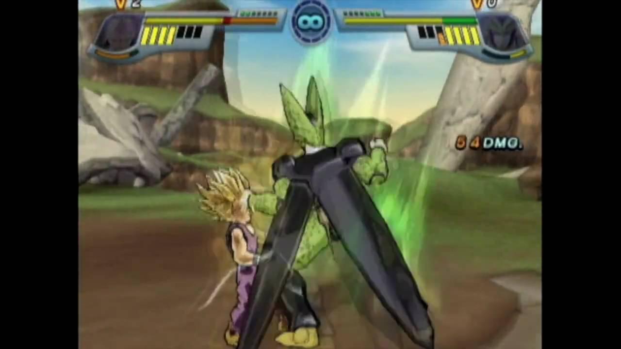Todos los juegos de la saga Dragon Ball Budokai ordenados de