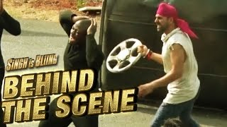 Singh Is Bliing | Akshay In Action | Akshay Kumar & Amy Jackson | Behind The Scenes