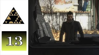 Let's Play Deus Ex: Mankind Divided (Blind) - 13 - Neon Nights