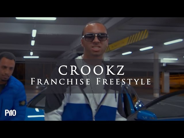 P110 - Crookz - Franchise Freestyle [Net Video]