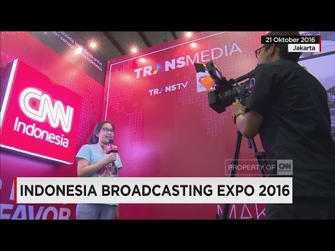 Indonesia Broadcasting Expo 2016