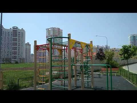 Новые и старые районы Ростова.  Запад города.