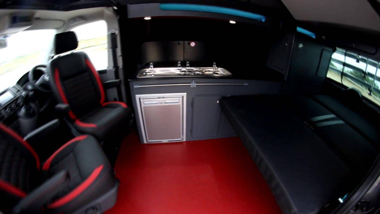 Vanworx VW T5 4 Berth Camper Conversion Portland UK