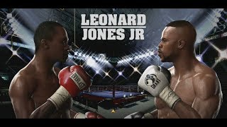 Ray Leonard vs Roy Jones Jr HD