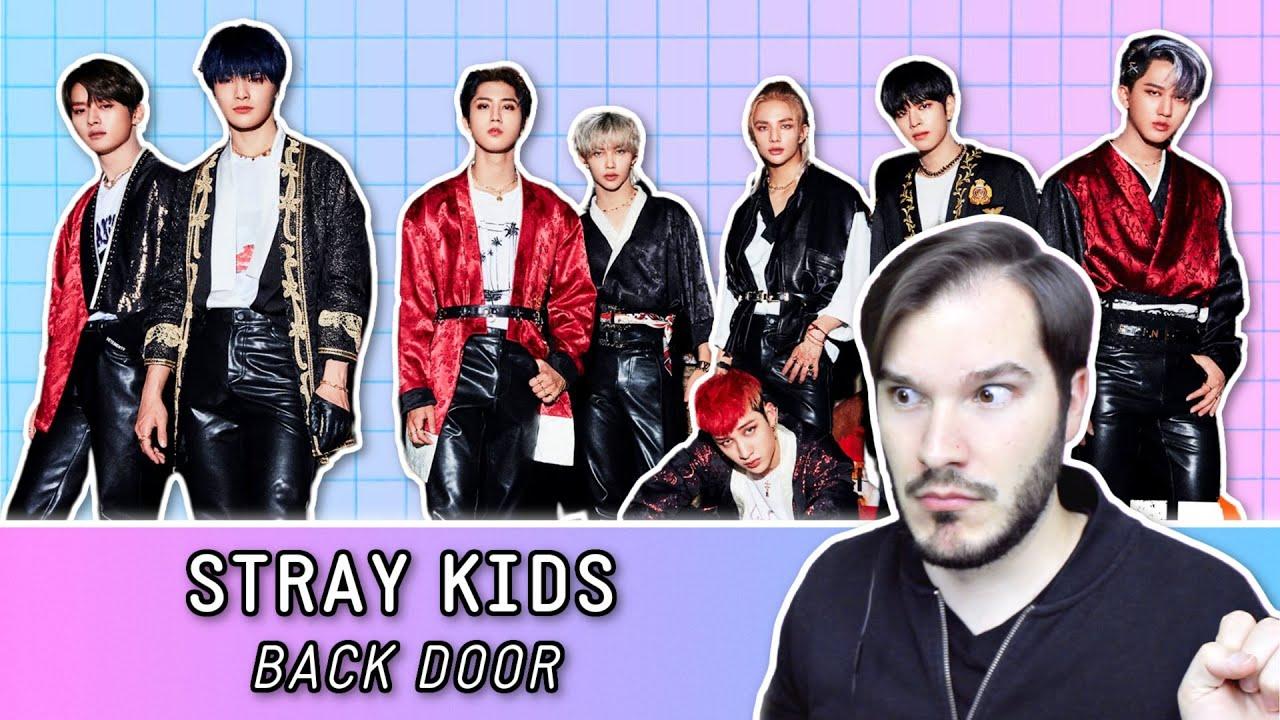 """Stray Kids """"Back Door"""" M/V Reaction + Commentary"""