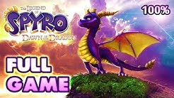 The Legend of Spyro: Dawn of the Dragon FULL GAME 100% Longplay (X360)