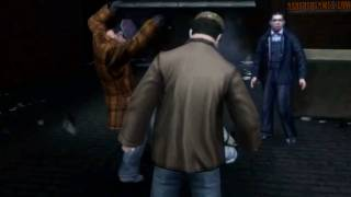 The Godfather: Mob Wars - PSP - #01. The Alley