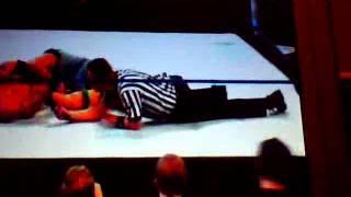 orton vs cena i quit match breaking point 2009 ending