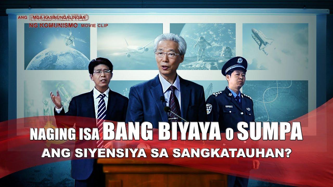 """""""Ang Mga Kasinungalingan ng Komunismo"""" - Naging Isa Bang Biyaya o Sumpa ang Siyensiya sa Sangkatauhan? (Clip 2/6)"""