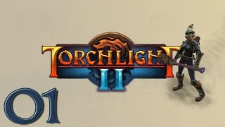 Torchlight 2 | Gameplay Español HD | Forastero | #01