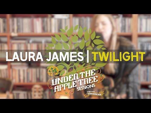 Laura James - 'Twilight' (Elliott Smith cover) | UNDER THE APPLE TREE