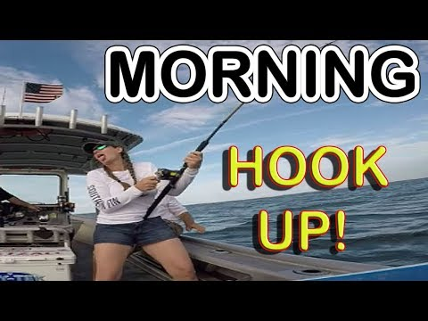 SUMMER MORNINGS / Jacksonville Fishing Charters