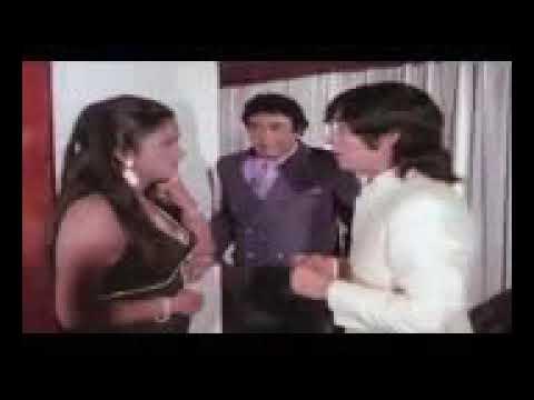 Meri kali kaluti k nakhre bade || sanjeev kumar & leena chandrwarkar || sung by kishore kumar