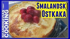 How to Make Swedish Cheesecake - Smalandsk Ostkaka Recipe