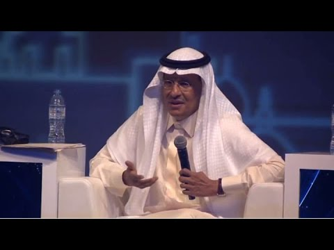 Separation of ministry and Saudi Aramco a 'must,' Saudi energy minister says | Squawk Box Europe