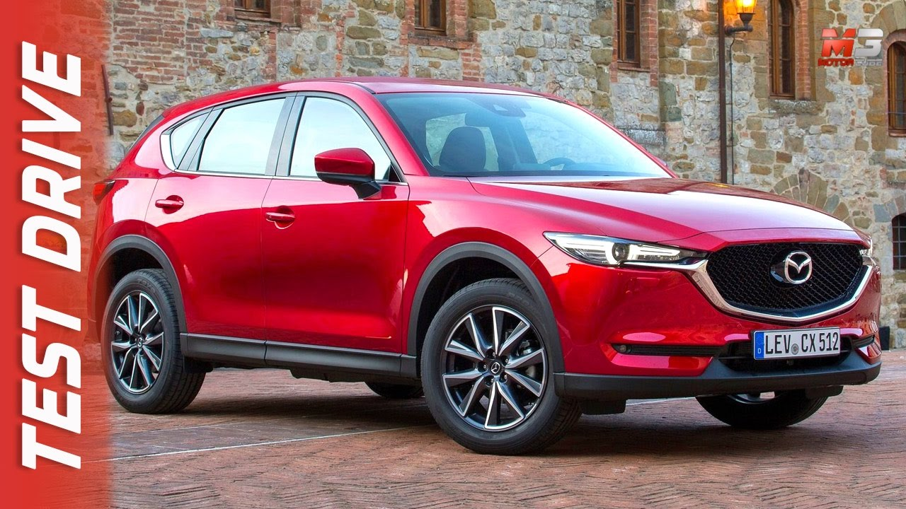 new mazda cx-5 2017 - first test drive - youtube