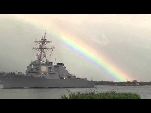 Navy Implements Changes to INSURV